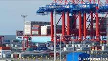 Jade-Weser-Port Wilhemshaven