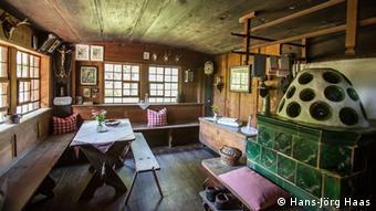 Museu Vogtsbauernhof na Floresta Negra