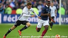 Frankreich Testspiel Deutschland vs. Frankreich