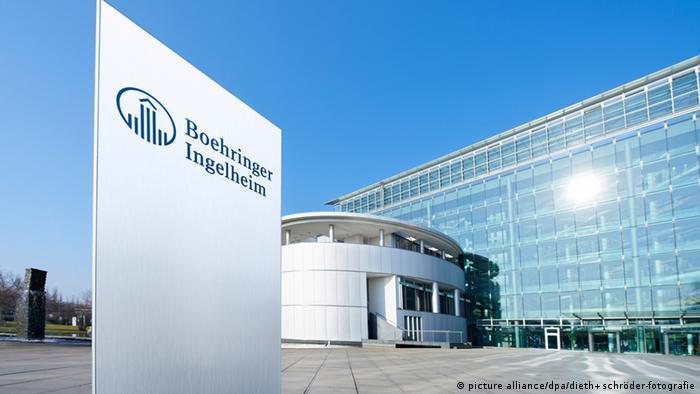 Pharma-Unternehmen Boehringer Ingelheim