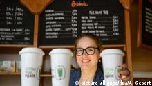 Deutschland, Julia Post von Coffee to go again