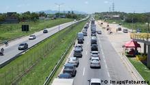 Brasilien, Verkehr auf Autobahn