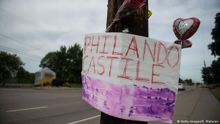USA, Philando Castile von Polizei erschossen