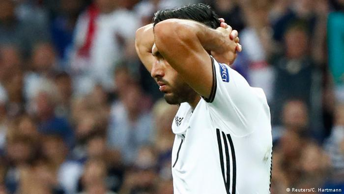 UEFA EURO 2016 - Halbfinale   Frankreich vs. Deutschland - Emre Can