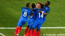 UEFA EURO 2016 - Halbfinale | Frankreich vs. Deutschland - Jubel Griezmann