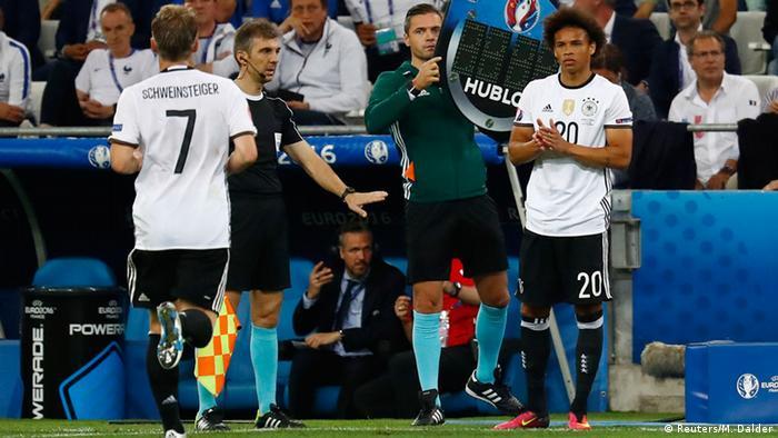 UEFA EURO 2016 - Halbfinale | Frankreich vs. Deutschland (Reuters/M. Dalder)