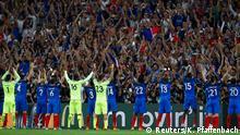 UEFA EURO 2016 - Halbfinale | Frankreich vs. Deutschland