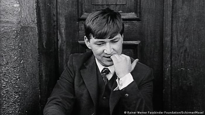 Rainer Werner Fassbinder style