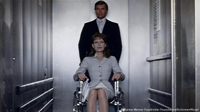 Filmstill aus dem Rainer Werner Fassbinder-Film 'Martha' (Foto: Rainer Werner Fassbinder Foundation, Berlin/Courtesy Schirmer/Mosel)