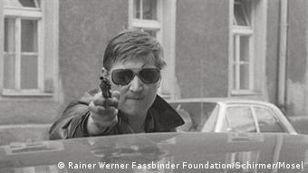 Filmstill aus dem Rainer Werner Fassbinder-Film 'Liebe ist kälter als der Tod' (Foto: Rainer Werner Fassbinder Foundation, Berlin/Courtesy Schirmer/Mosel)
