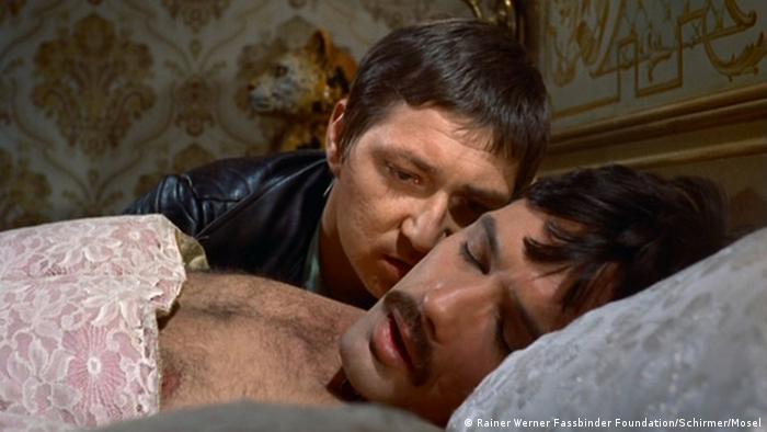 Filmstill aus dem Rainer Werner Fassbinder-Film 'Faustrecht der Freiheit' (Foto: Rainer Werner Fassbinder Foundation, Berlin/Courtesy Schirmer/Mosel)