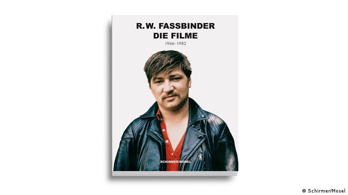 Rainer Werner Fassbinder Buchcover (Foto: Schirmer/Mosel Verlag)