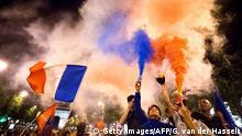 Paris Fanmeile UEFA EURO 2016 Halbfinale Frankreich - Deutschland