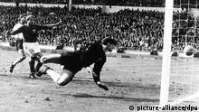 Fußball-WM 1966 England vs. Deutschland - Wembley-Tor