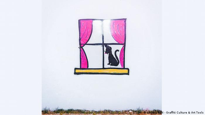 Kunstprojekt PaintBack (Legacy BLN - Graffiti Culture & Art Tools)