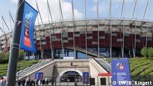 NATO Gipfel in Warschau Veranstaltungsort