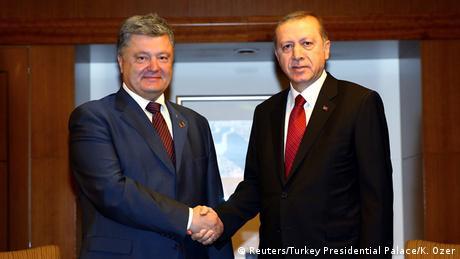Порошенко обговорив з Ердоганом звільнення українських політв'язнів в РФ