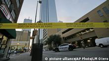 USA Dallas Schießerei bei Demonstrationen gegen Polizeigewalt