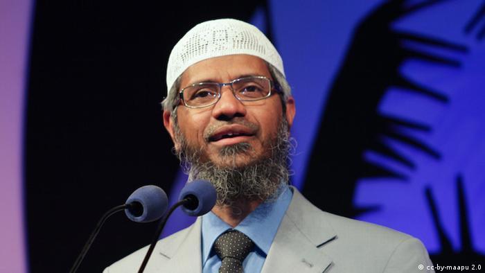 Zakir Naik: India seeks to extradite Islamic preacher in Malaysia ...