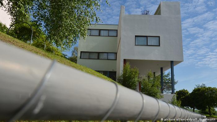Дом Ле Корбюзье в Штутгарте