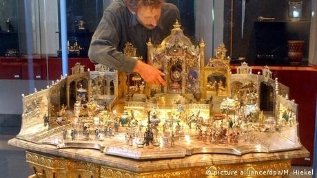 Symbolbild Neues Grünes Gewölbe Dresden