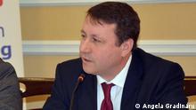 Igor Munteanu, ehem. Botschafter der Republik Moldau in den USA Autorin: Angela Gradinaru (sie tritt die Rechte an die DW ab)