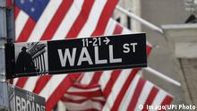 USA Wall Street Börse New York