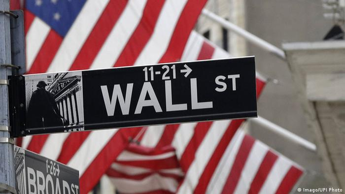 USA Wall Street Börse New York (Imago/UPI Photo)