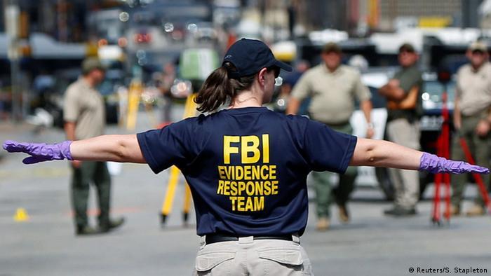 Foto de agente del FBI