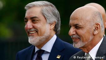 Polen Nato-Gipfel in Warschau - Ghani & Abdullah