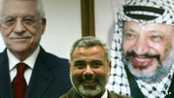 Ministerpräsident Ismail Hanija Palästina
