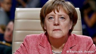 NATO Gipfel Polen Angela Merkel