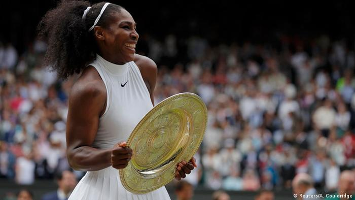 Großbritannien Wimbledon 2016 Serena Williams gewinnt Finale (Reuters/A. Couldridge)