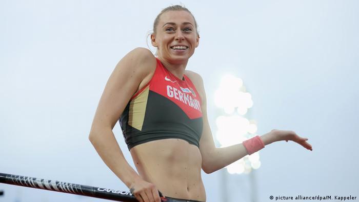 Елизавета Рыжих, легкая атлетика