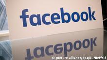 Deutschland Negativ-Journalistenpreis «Verschlossenen Auster» geht an Facebook (picture alliance/dpa/K. Nietfeld)
