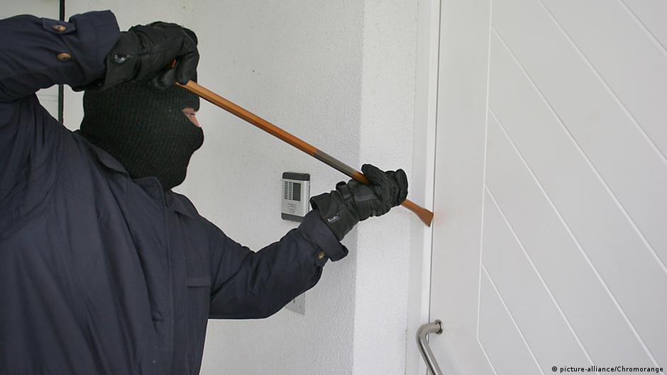 German police smash pan-European burglary ring responsible for one fifth of break-ins