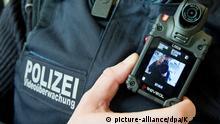 Bundespolizei Bodycam
