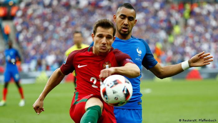 França Euro 2016 Final Portugal Cédric Soares