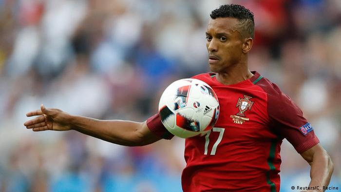 França Euro 2016 Final Portugal Nani