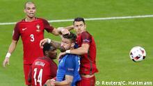 Frankreich Euro 2016 Finale Frankreich gegen Portugal