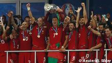 Frankreich Euro 2016 Finale Portugal ist Europameister