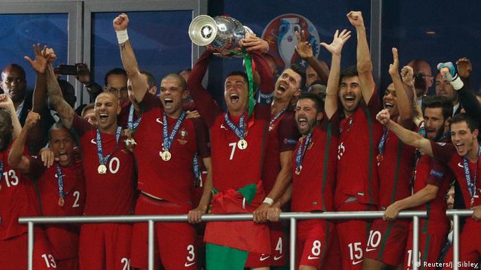 Portugal é campeão da Eurocopa 2016