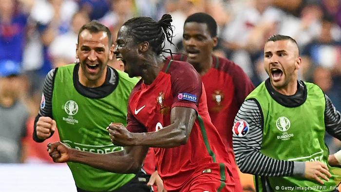 Portugal Euro 2016 Final Eder
