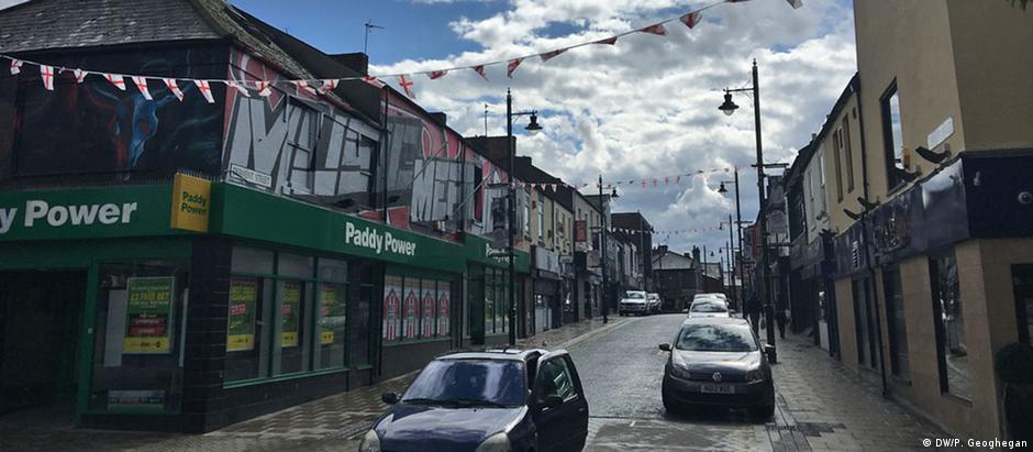 Sunderland é considerada o bastião do Brexit
