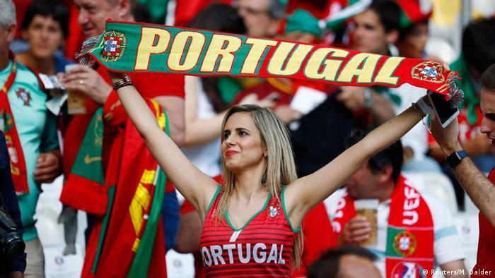 Schweiz Zürich Euro 2016 Fans Portugal Finale