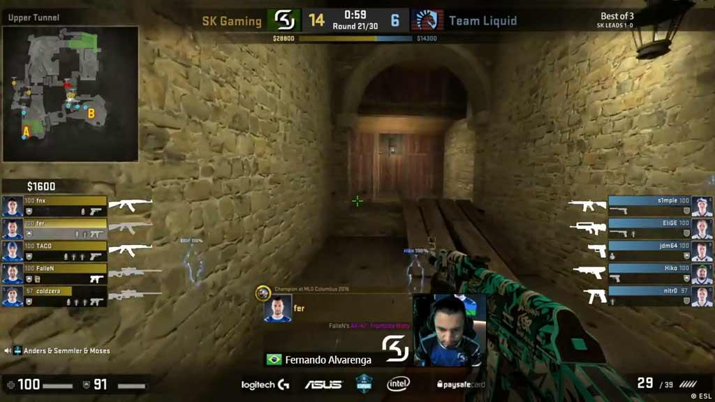 Counter Strike:more than just a shoot 'em up? | eSports