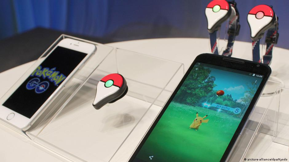 "Os perigos da febre ""Pokémon Go"""