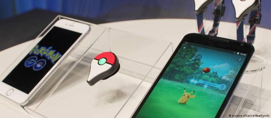 Pokémon Go ainda não foi lançado oficialmente no Brasil