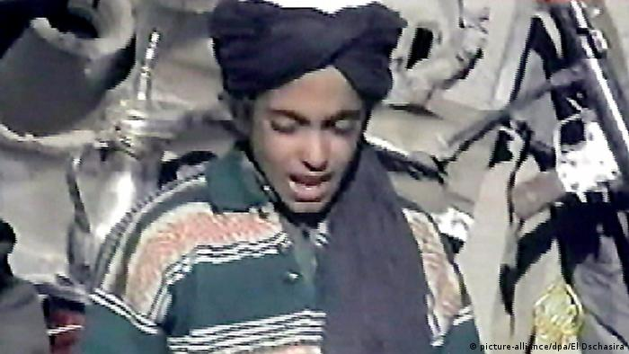 Hamza bin Laden Sohn von Osama Bin Laden