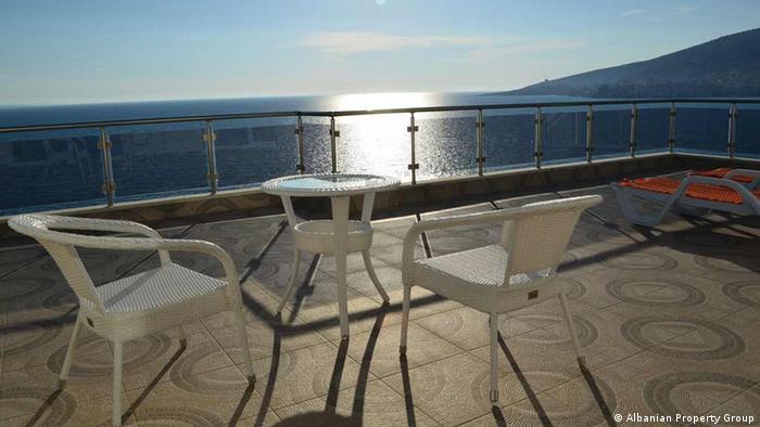 Albanien Ausländische Touristen kaufen Immobilien in Albanien